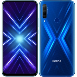 Honor 9X 128gb modrý